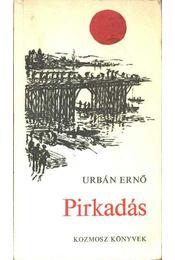 Pirkadás - Urbán Ernő - Régikönyvek