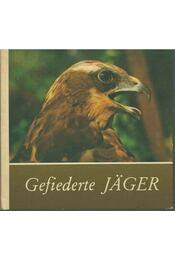 Gefiederte Jäger (dedikált) - Uwe Zuppke - Régikönyvek