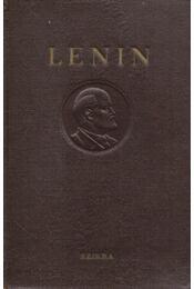 V. I. Lenin művei 24. kötet - V. I. Lenin - Régikönyvek