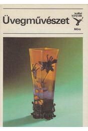 Üvegművészet - Vadas József - Régikönyvek