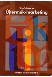 Újtermék-marketing - Vágási Mária - Régikönyvek