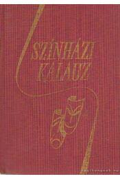 Színházi kalauz - Vajda György Mihály - Régikönyvek