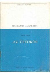 Az üstökös - Vajda János - Régikönyvek