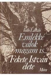 Emlékké válok magam is... - Valló László - Régikönyvek