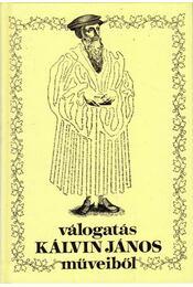 Válogatás Kálvin János műveiből - Dr. Bolyki János - Régikönyvek