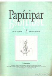 Papíripar 1997. 3. - Vámos György - Régikönyvek
