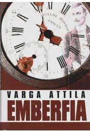 Emberfia - Varga Attila - Régikönyvek