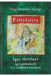 Fittyfirity - Varga Domokos György - Régikönyvek