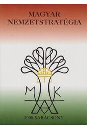 Magyar nemzetstratégia - Varga Domokos György - Régikönyvek