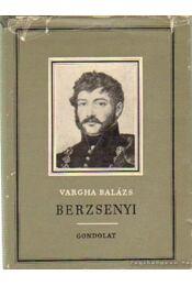 Berzsenyi Dániel - Vargha Balázs - Régikönyvek