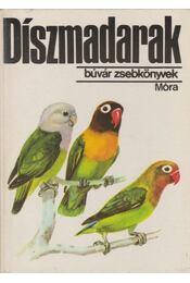 Díszmadarak - Vargha Béla - Régikönyvek