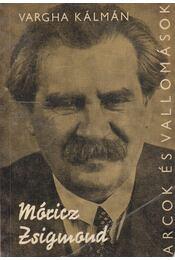 Móricz Zsigmond - Vargha Kálmán - Régikönyvek