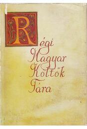Régi magyar költők tára XVII. század 5. - Varjas Béla - Régikönyvek
