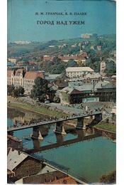 Város az Uzs fölött (orosz) - Ivan Mihajlovics Grancsak, Vaszilij Vasziljevics Palek - Régikönyvek