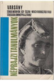 Varsány - Bodrogi Tibor (szerk.) - Régikönyvek