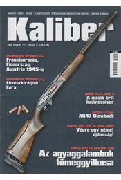 Kaliber 2009. november (139.) - Vass Gábor - Régikönyvek