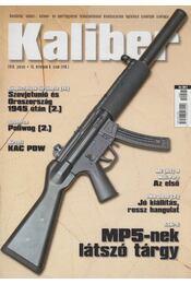 Kaliber 2010. június (146.) - Vass Gábor - Régikönyvek