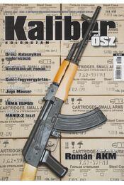 Kaliber Különszám - Ősz - Vass Gábor - Régikönyvek