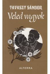 Veled vagyok - Tavaszy Sándor - Régikönyvek