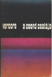 A csend csatája - Vercors - Régikönyvek