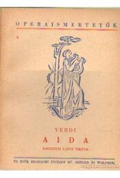Aida - Verdi - Régikönyvek