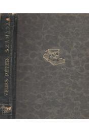 Számadás (dedikált) - Veres Péter - Régikönyvek
