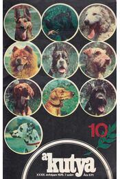 A Kutya 1976. 7. szám - Veress István - Régikönyvek