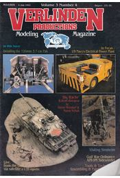 Verlinden Productions Modeling Magazine 1992 July - Francois Verlinden - Régikönyvek