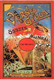 A két Kip testvér - Verne Gyula - Régikönyvek