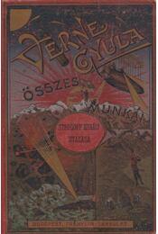 Strogoff Mihály utazása - Verne Gyula - Régikönyvek