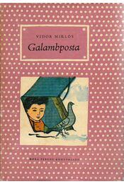 Galambposta - Vidor Miklós - Régikönyvek
