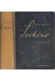 Szökőár - Vidor Miklós - Régikönyvek