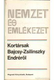 Kortársak Bajcsy-Zsilinszky Endréről - Vigh Károly - Régikönyvek