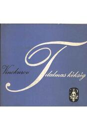 Tilalmas kékség - Vinokurov - Régikönyvek
