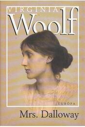Mrs. Dalloway - Virginia Woolf - Régikönyvek