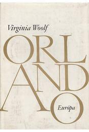 Orlando - Virginia Woolf - Régikönyvek