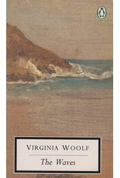 The Waves - Virginia Woolf - Régikönyvek