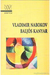 Baljós kanyar - Vladimir Nabokov - Régikönyvek