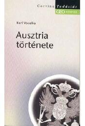 Ausztria története - Vocelka, Karl - Régikönyvek