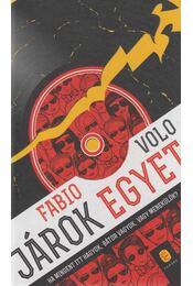 Járok egyet - Volo Fabio - Régikönyvek
