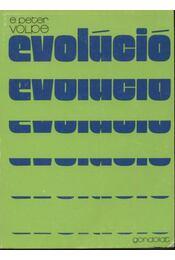 Evolúció - Volpe, E. Peter - Régikönyvek