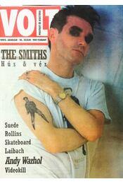 VOLT 1995. január 16.szám - Régikönyvek