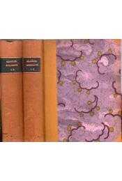 Régiségek-ritkaságok 1-8. (két kötetben) - Voltaire, Lukianosz, Cazotte, Jacques, Petronius Arbiter, Caylus grófja, Firenzuola, Sachs, Hans - Régikönyvek