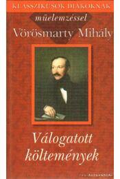 Válogatott költemények - Vörösmarty Mihály - Régikönyvek