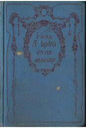 A költő és az asszony - Voss, Richard - Régikönyvek
