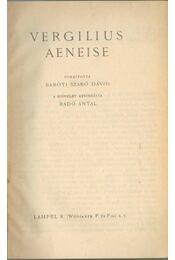 Vergilius Aeneise - Vergilius - Régikönyvek