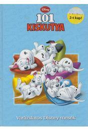 101 Kiskutya - Walt Disney - Régikönyvek