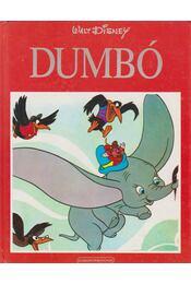 Dumbó - Walt Disney - Régikönyvek
