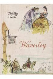 Waverley - Walter Scott - Régikönyvek