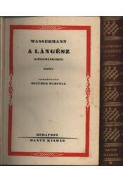 A lángész - Wassermann - Régikönyvek